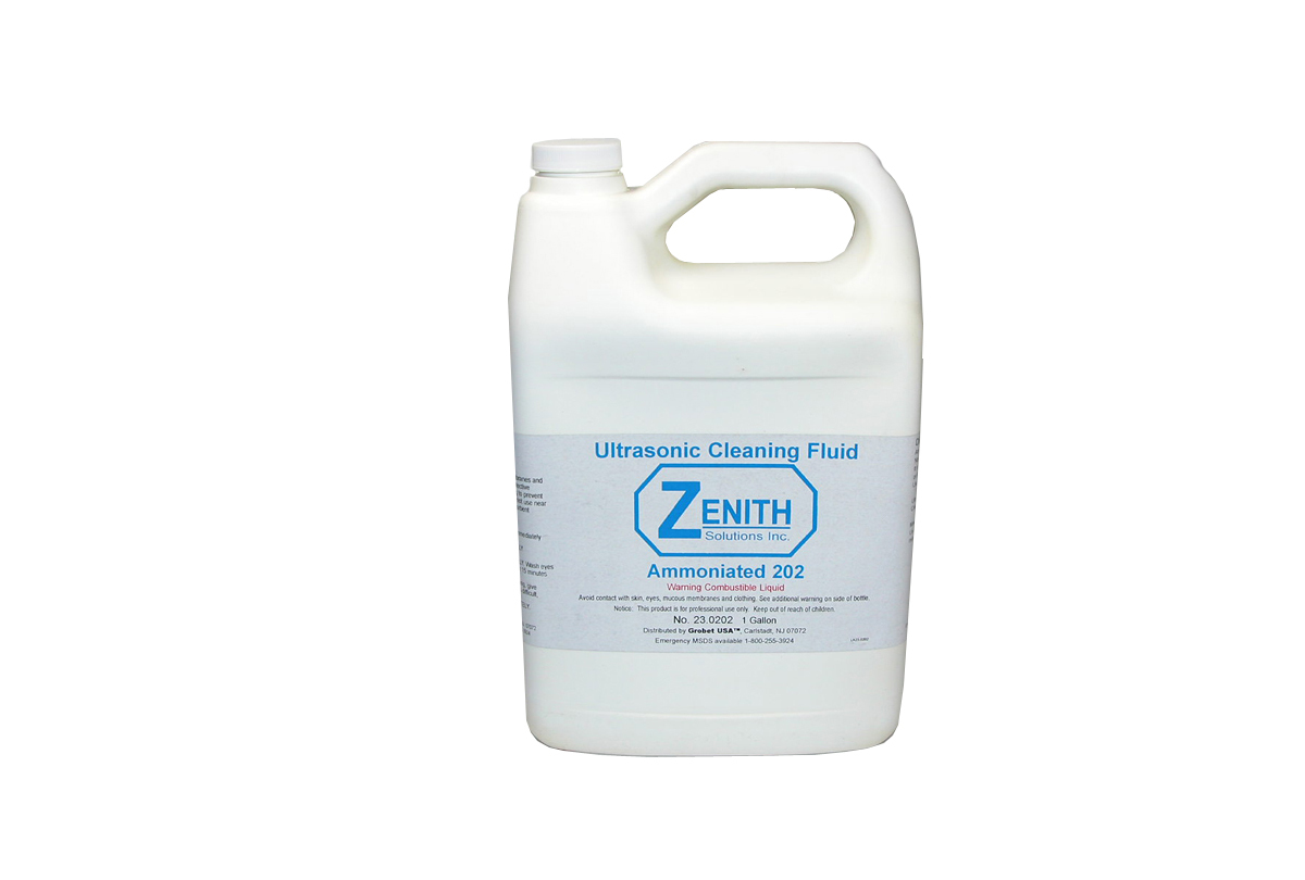 Zenith #202 Ultrasonic Cleaning Solution-0