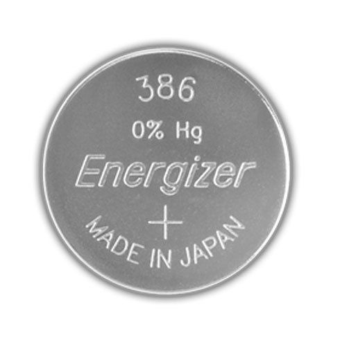 Energizer Battery 386/301