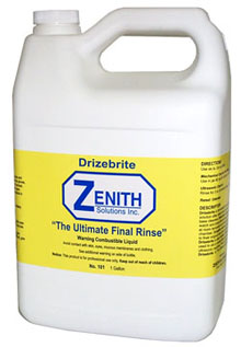 Zenith Drizebrite Watch and Clock Rinse-0