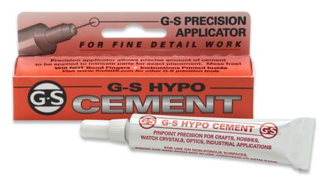 GS Hypo Cement for plastic or glass-0