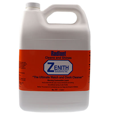 Zenith Radiant Watch and Clock Cleaning Solution-0
