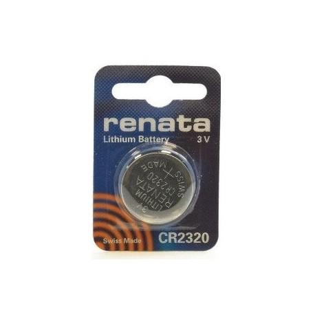 Renata Lithium Battery CR2320