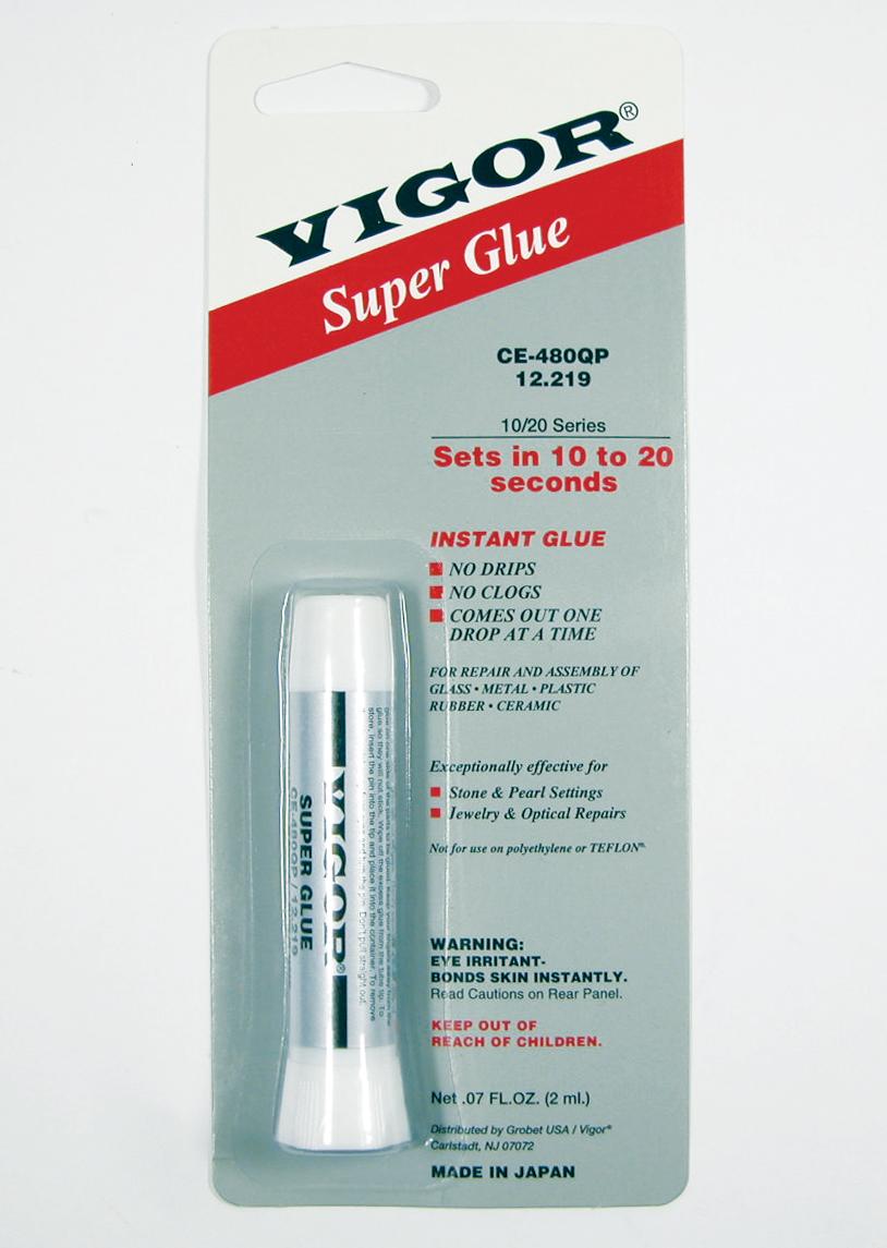 Vigor Super Glue 10-20 second (2 gram)-0