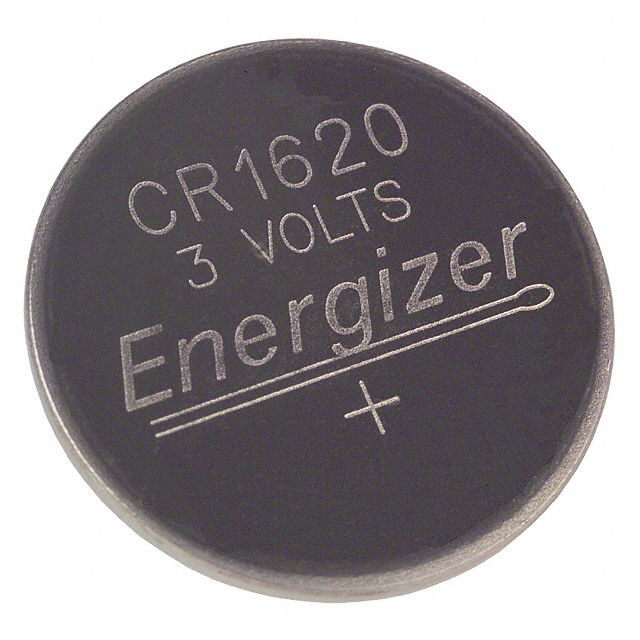 Energizer Lithium Battery CR1620
