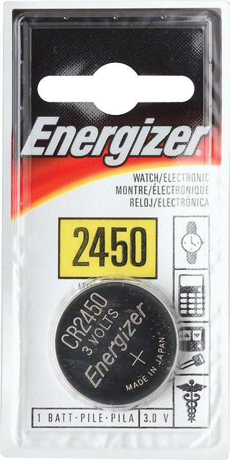 Energizer Lithium Battery CR2450