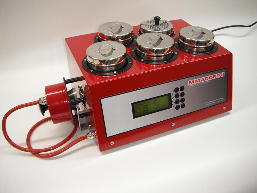 Matador 4000 Ultrasonic Watch Cleaning Machine