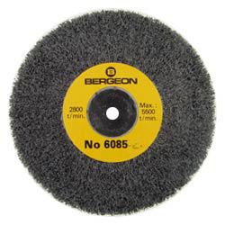 Bergeon 6085 Satin Finish Wheel, Various Grits-0