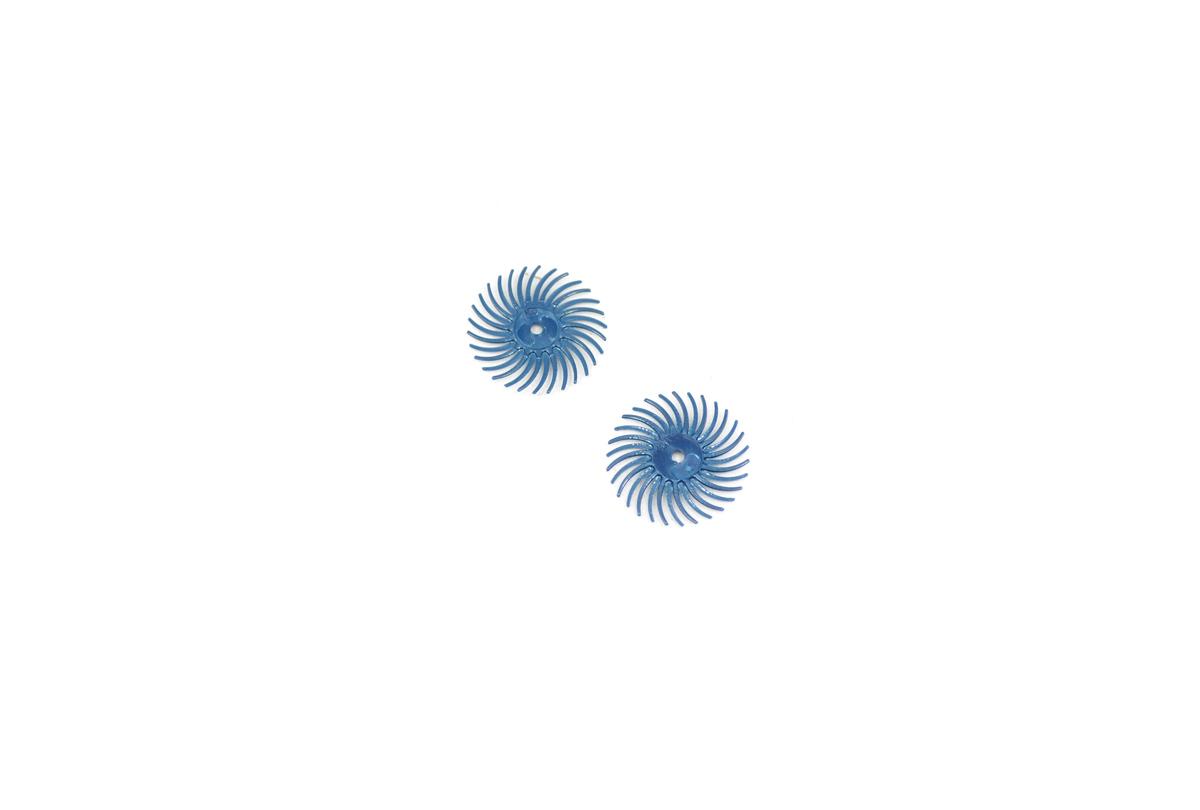 3M 3-Radial Bristle Discs, 3/4