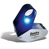 GemOro 10X LED Light Loupe-0
