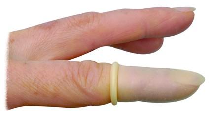 Horotec Large Finger Cots (100pcs)-0