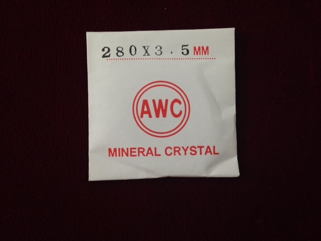 Mineral Glass Flat, 3.5mm thick-0