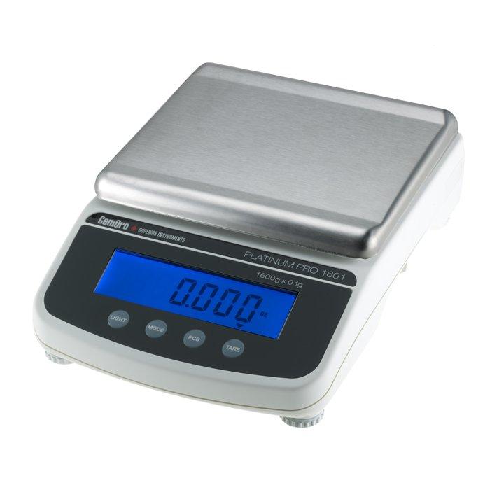 GemOro Platinum Pro 1601 Digital Counter Top Scale-0