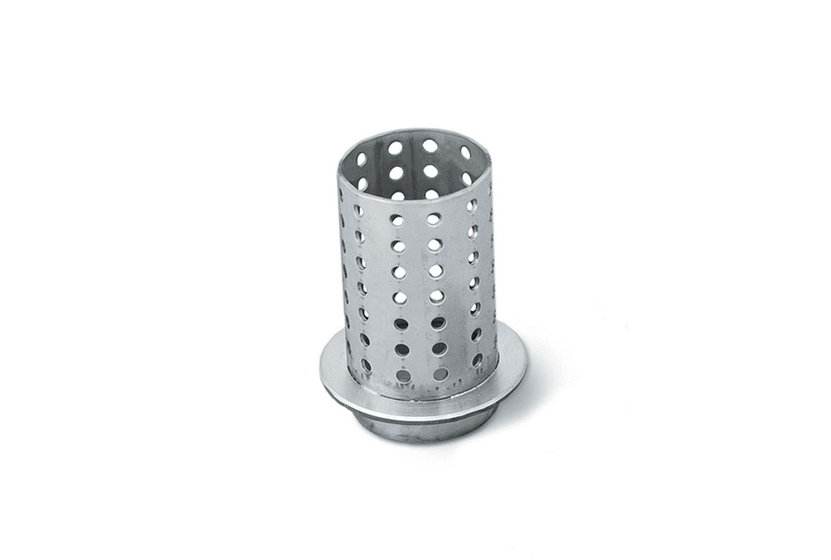 Perforated Flask 3-3/8