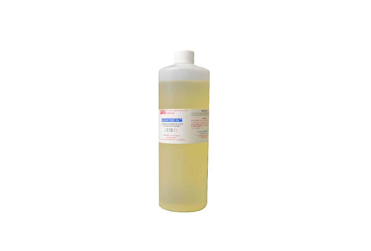 Vacuum Pump Oil, 32 oz Bottle-0