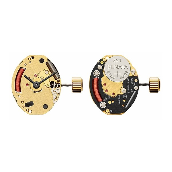 ETA 976.001 Quartz Watch Movement-0
