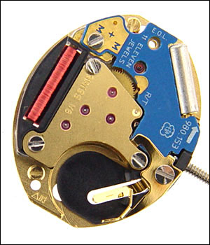 ETA 980.153 Quartz Watch Movement-0