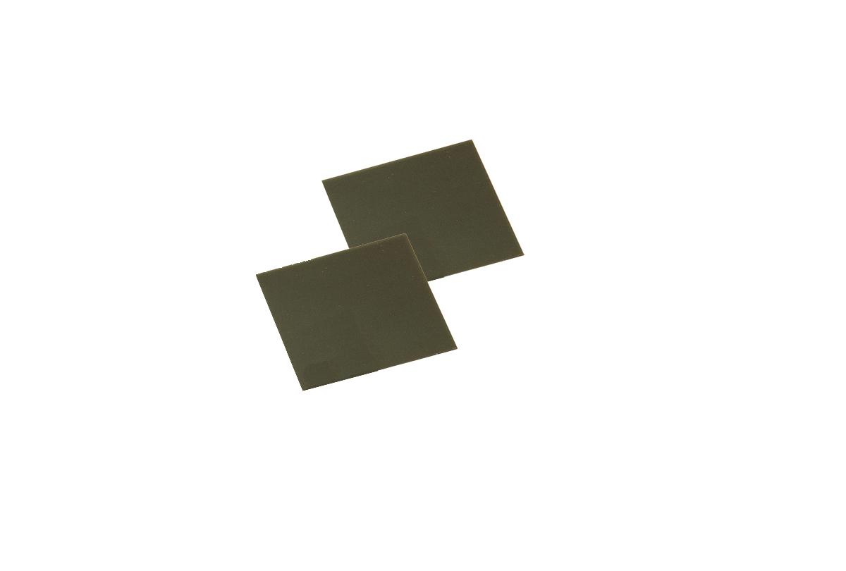 Sheet Wax, Green/Firm, 4