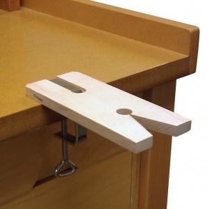 V-Slot Bench Pin w/ Clamp-0