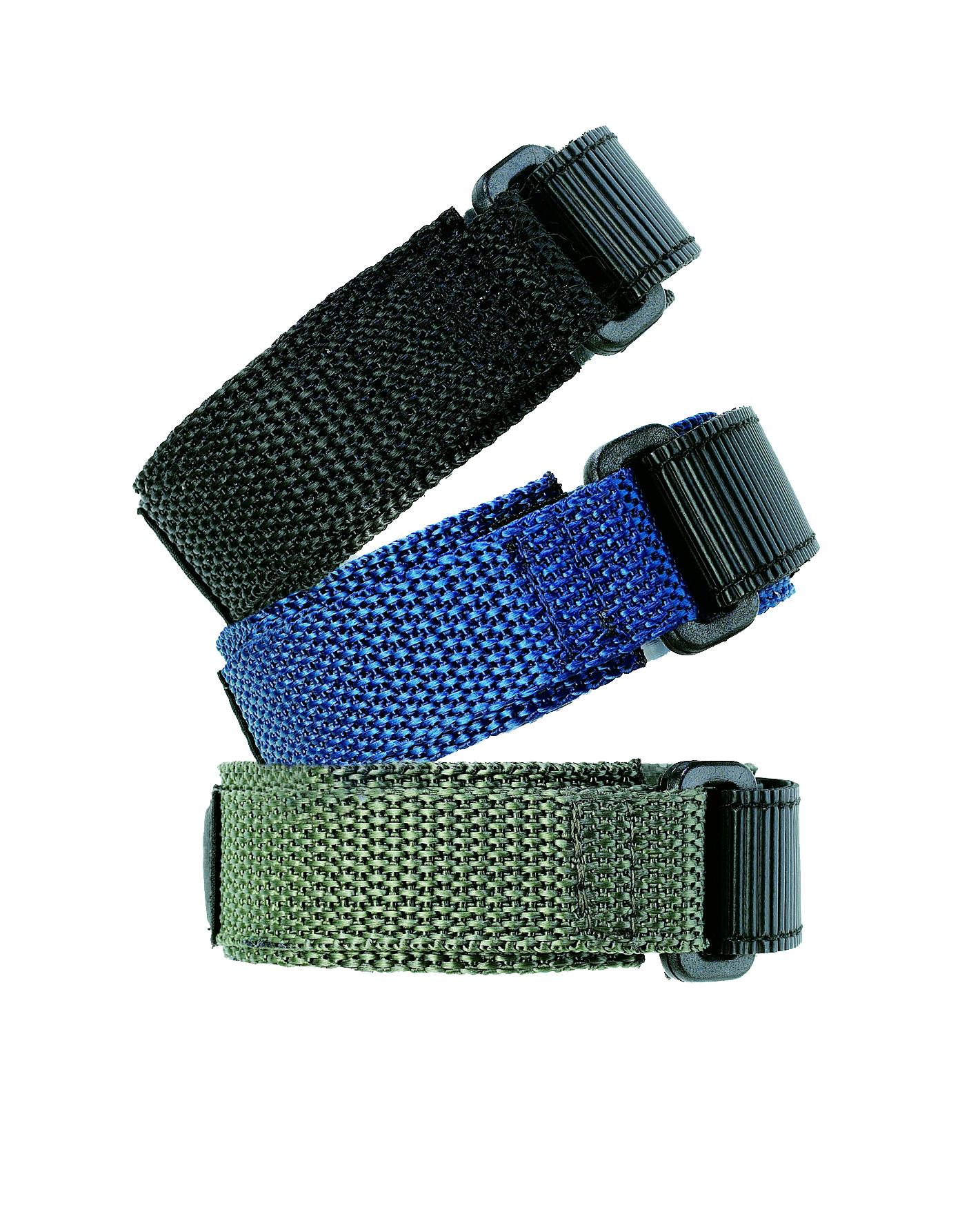 Nylon/Velcro Sport Wraps 19MM-0