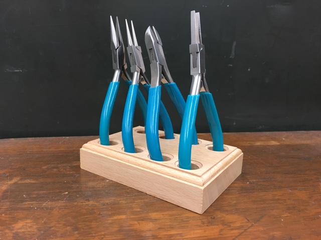 4 Piece Slimline Plier Set-0