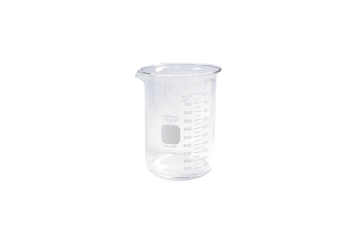 Pyrex Beaker, 1000 mL-0