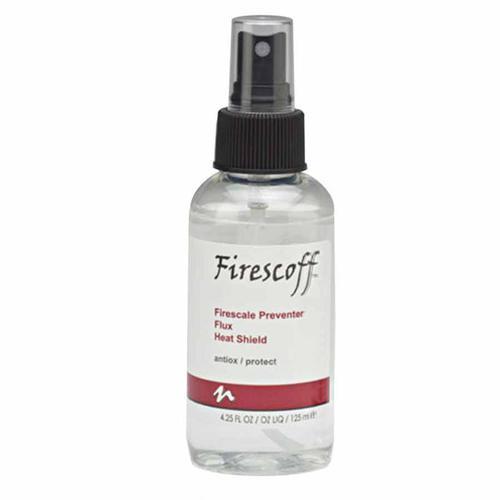 Firescoff Ceramic Flux, 4.25 oz bottle (125mL)-0