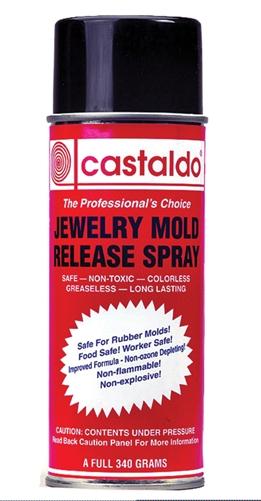 Castaldo Jewelry Mold Release Spray-0