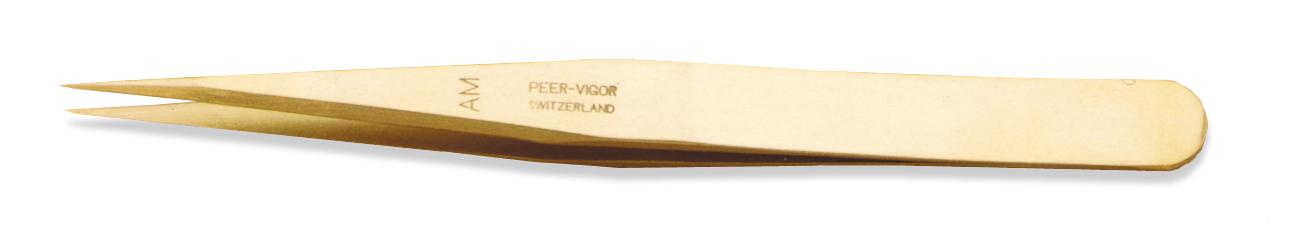 Boley Style Tweezer, Grobet USA Brand, Pattern MM-0