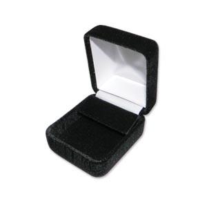 Velvet Earring Box - 1 Dozen-0