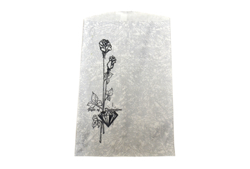 Gift Bags- 8X11 Silver-0