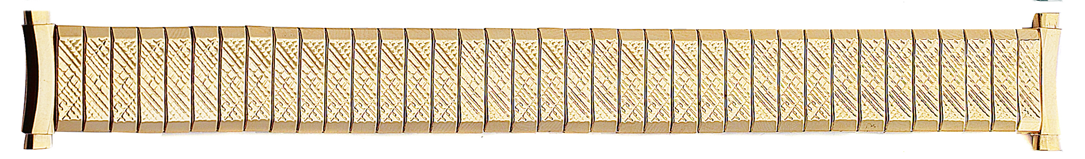 Yellow Metal Expansion Band, 16-19MM Ends -0