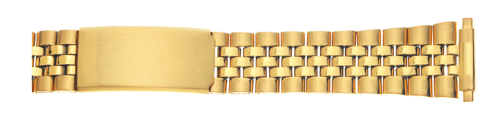Yellow Metal Expansion Band, 16-21MM Ends -0