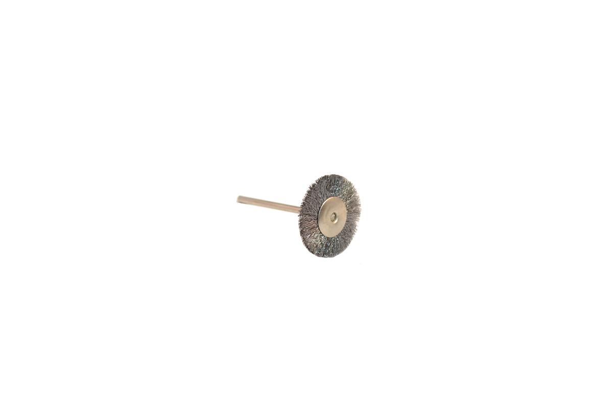 Crimped Steel Wire Wheel Brush, 1