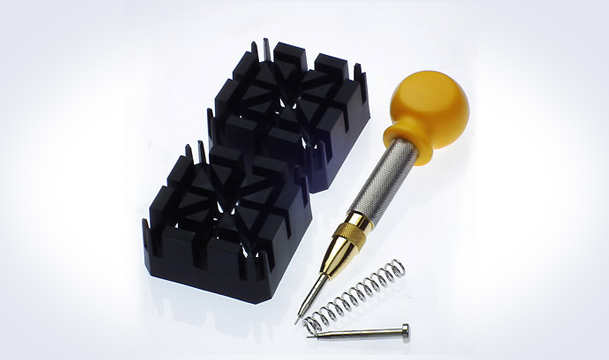 Watch Band Tool Link Remover Pin Punch Kit-0