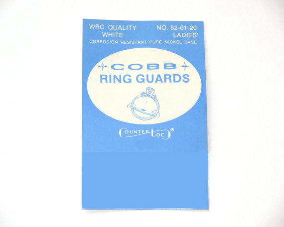 Ladies Cobb Counter Lock Ring Guards-0
