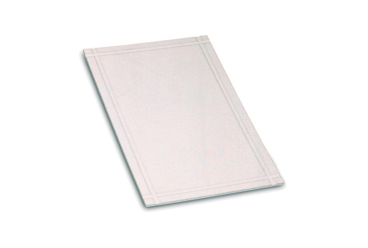 Enameled Fiberboard Bench Plate-0