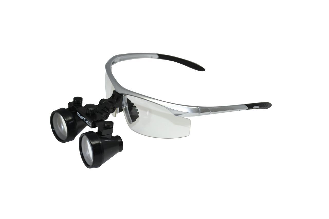 Optic Setter's Safety Glasses, 2.5X-0