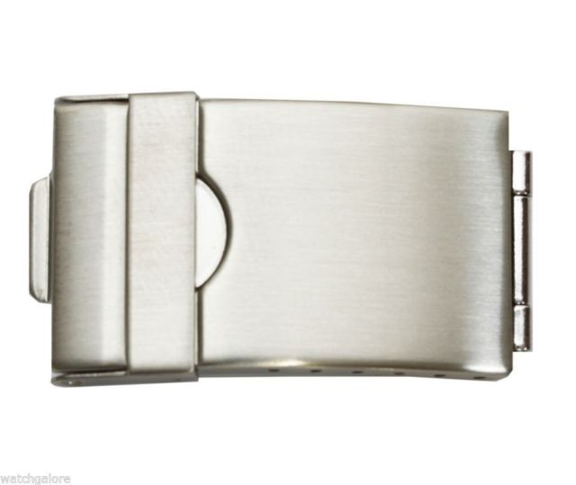 Stainless Trifold Clasp