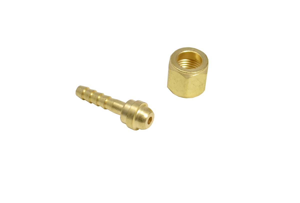 Hose Connection, Right Hand Thread for Oxygen