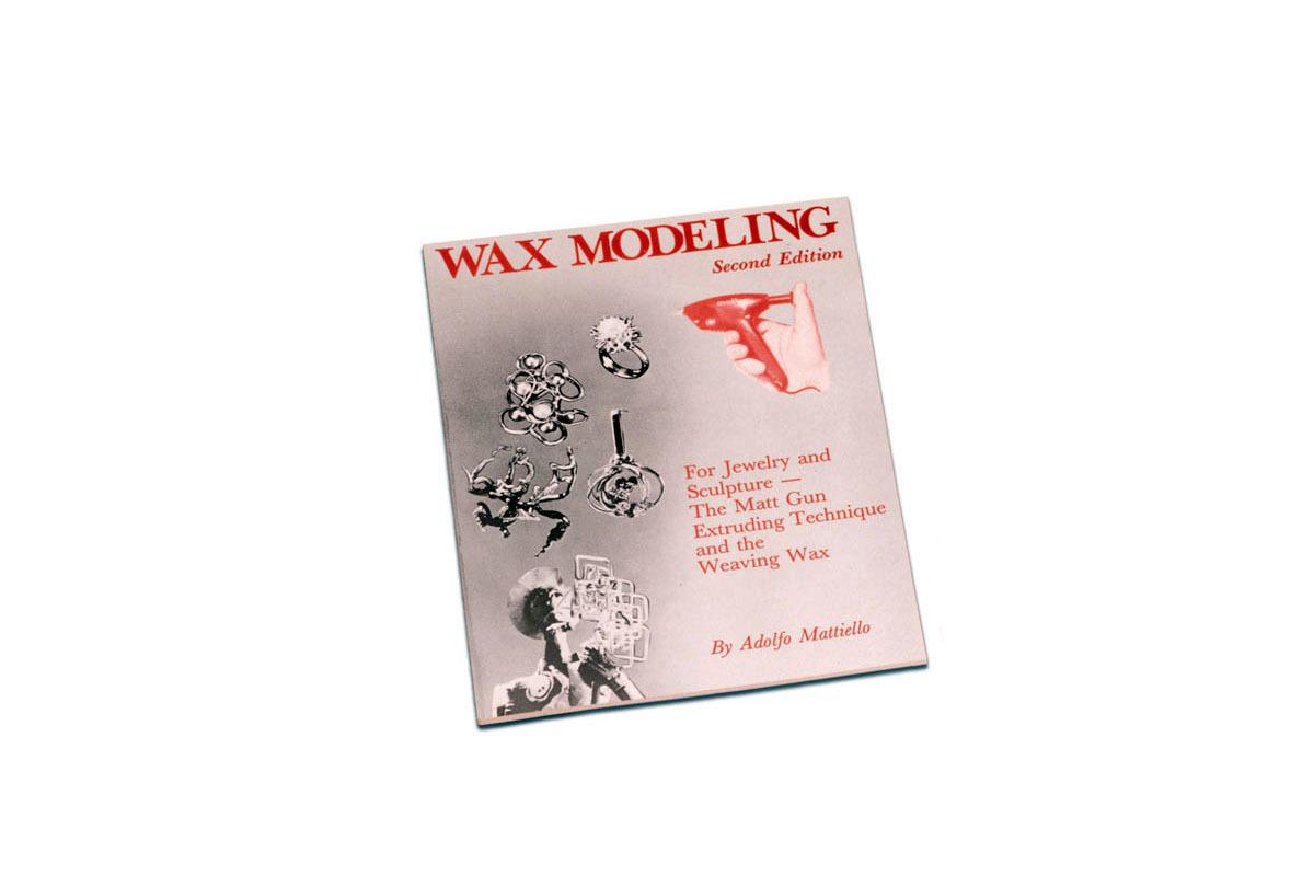 Matt Wax Modeling Book