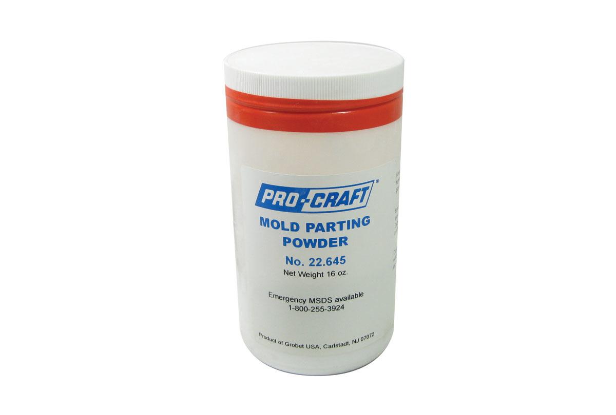 Procraft Mold Parting Powder, 1 lb
