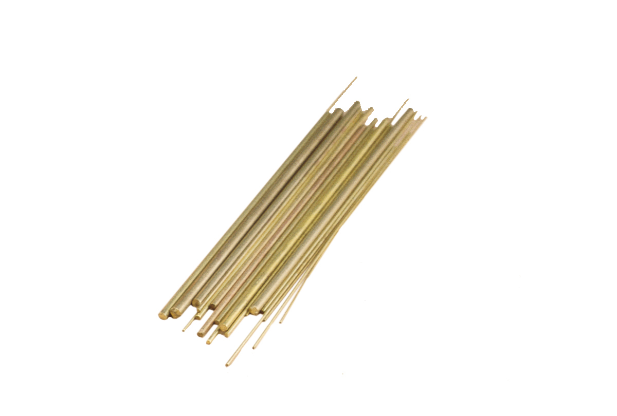 Brass Wire Assorted, Riveted