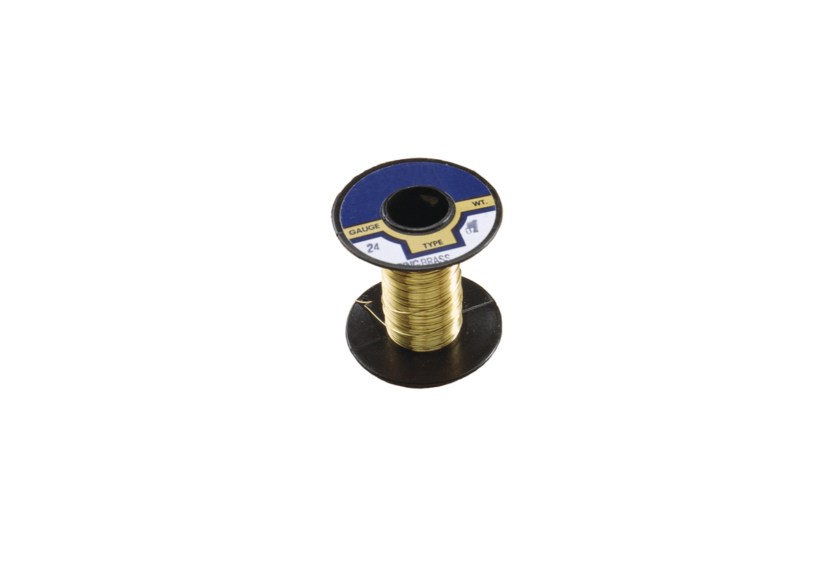14 gauge brass wire