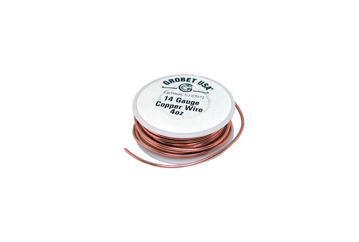 Copper Wire, 14 Gauge