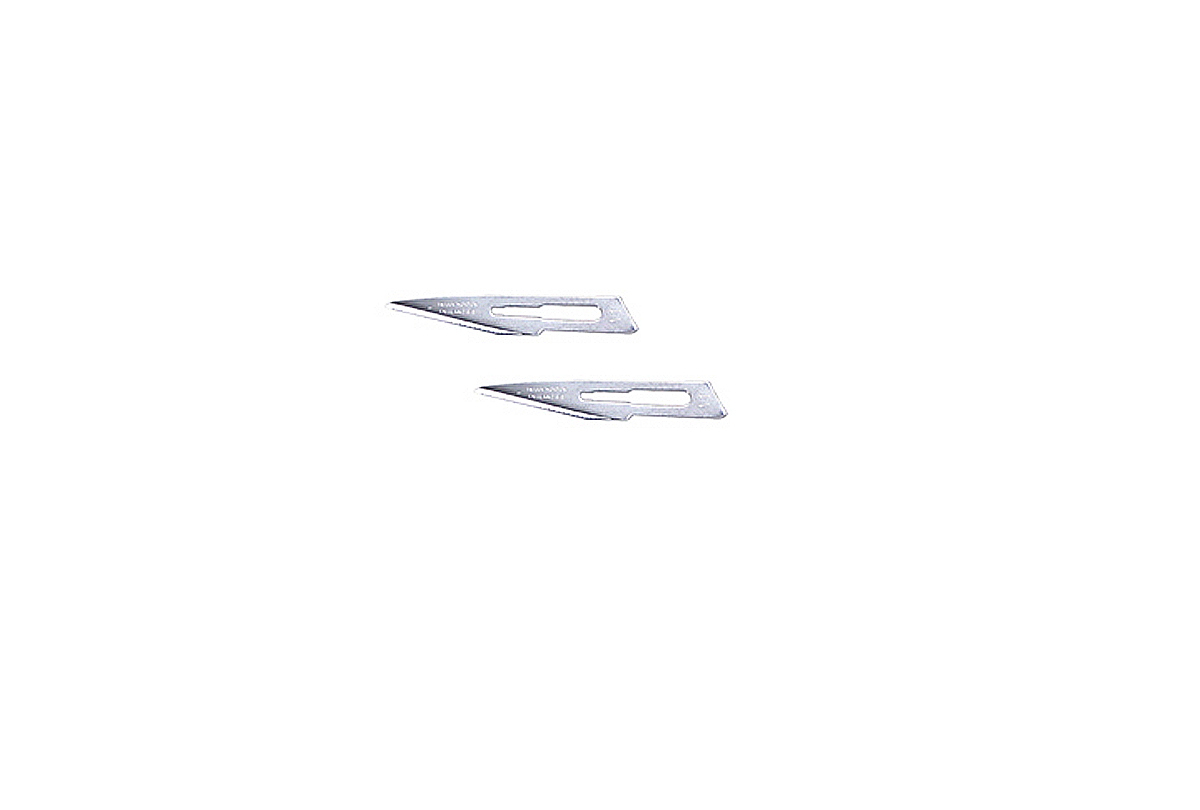 Swann-Morton Knife Blades, Straight, No. 11, box of 100