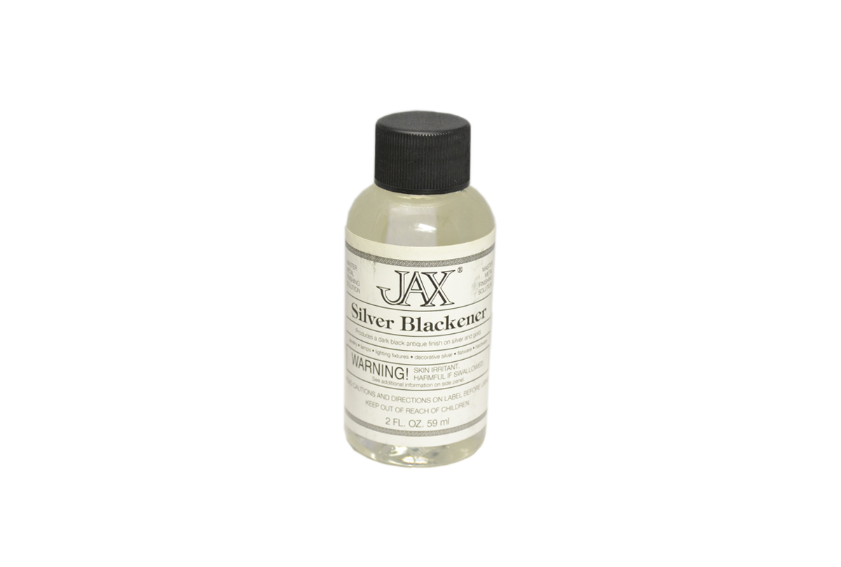 Jax Silver Blackener 2 oz.