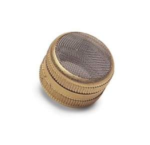 Small Parts Basket Brass 5/8