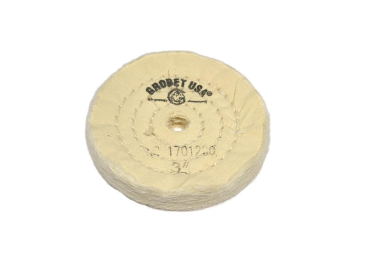 Muslin Buff for Vigor Multi-Grinder, 3