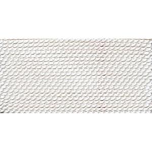 Griffin White Silk Bead Cord #4