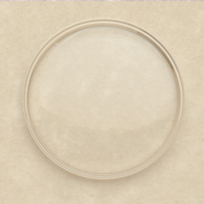 Omega 063PZ5072 Genuine Crystal Silver Ring-0
